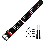 Для suunto основной браслет браслет браслет браслет силиконовый резиновый ремешок для часов двойной стороны носить ремень адаптер