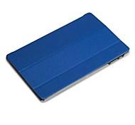 8-дюймовый корпус с корпусом для teclast p80 3g / x80hd планшетный ПК с функцией ожидания тройной складной дизайн белый