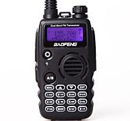 Baofeng uv-a52 walkie talkie uhf vhf dual band bf a52 cb radio 128ch vox camo цветной двухэкранный приемопередатчик для охоты на радио
