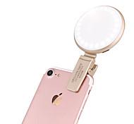Biaze телефон объектив алюминиевый светодиодный свет сотовый телефон объектив комплект для смартфонов samsung android iphoned