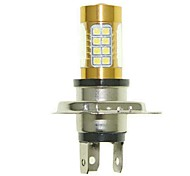 Sencart 1pcs h4 pk22s мигающая лампа светодиодные лампы поворота автомобиля лампа подсветки ламп (белый / красный / синий / теплый белый)