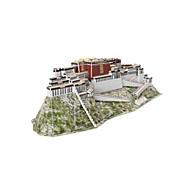 Пазлы 3D пазлы Строительные блоки Игрушки своими руками Китайская архитектура
