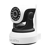 veskys® 720p hd wi-fi ip camera w / 1.0mp смартфон для удаленного мониторинга беспроводной поддержки 128gb tf card