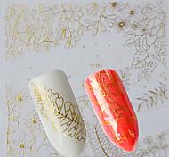 1 Стикер искусства ногтя 3-D Компоненты для самостоятельного изготовления макияж Косметические Ногтевой дизайн