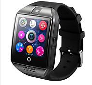 q18 smartwatch телефон mtk6261 2.5d экран bluetooth 3.0 nfc встроенная камера функции здоровья музыка анти-потерянная