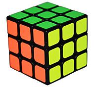 Кубик рубик Qi Hang Спидкуб 3*3*3 Гладкая наклейка Анти-поп Регулируемая пружина Кубики-головоломки