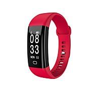 yy f09 hr smart wristband сердечный ритм артериального давления монитор спортивный фитнес браслет ip68 водонепроницаемый смарт-группа часы