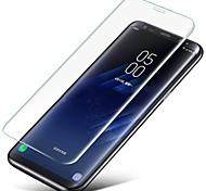 Закаленное стекло Защитная плёнка для экрана для Samsung Galaxy Note 8 Защитная пленка на всё устройство Уровень защиты 9H