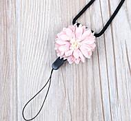 мобильный телефон ремешок металл / металлизированный / сухой цветок телефон ремешок полиэстер