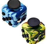 камуфляж fidget куб палец рука магия магия сжать головоломка куб рабочий класс дом edc add adhd антиремонтный стресс reliever 1pc
