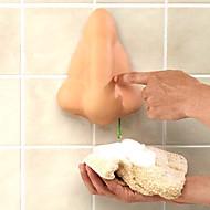 Dispenser de Gel Engraçado em Formato de Nariz