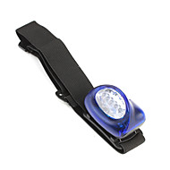 LED Flashlights / Headlamps LED 1 Mode Lumens Others 10440 / AAA Others , Blue Aluminum alloy