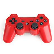 Mando Wireless DualShock 3 para PlayStation 3 (Rojo)