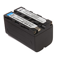 Câmera 4200MAH bateria np-f750/f730 para CCD-SC5, SONY CCD-TR3 e mais