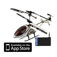 Hélicoptère 3 canaux avec gyro iPilot 6020i contrôlé par iPhone / iPad / iPod iTouch