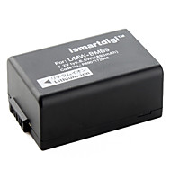 ismart Batteri för panasonic fz100, DMC-fz45, fz40, fz48
