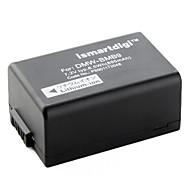 ismart camera batterij voor Panasonic FZ100, DMC-FZ45, FZ40, fz48
