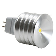 GU5.3 - 1 W- MR16 - Spot Lights (Varmt vit 90 lm DC 12