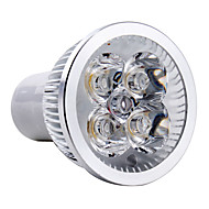 GU10 4 W 4 High Power LED 360 LM Warm White MR16 Spot Lights AC 85-265 V