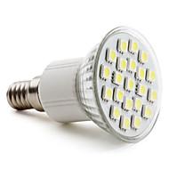 E14 3.5 W 21 SMD 5050 220 LM Natural White PAR Spot Lights AC 220-240 V