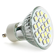 3.5 W- MR16 - GU10 - Spotlamper (Natural White 220 lm- AC 220-240