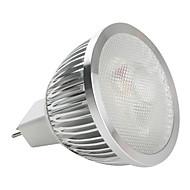 GU5.3 W 3 High Power LED 270 LM Warm White MR16 Spot Lights DC 12 V
