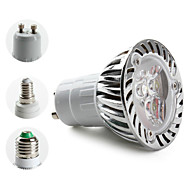 Focos MR16 E14 / E26/E27 / GU10 W 3 LED de Alta Potencia 270 LM Blanco Natural AC 85-265 V