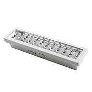 3w 36-LED hvidt lys genopladelige nødsituation lys (110-220V)