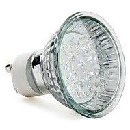 GU10 1W 15 High Power LED 75 LM Natural White MR16 LED Spotlight AC 220-240 V