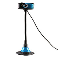 Plug-and-Play flexible HD 12,0 Megapixel USB PC Kamera Webcam