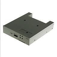 3,5 tuuman 1,44 USB-levykeasema emulaattori