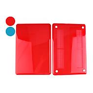 beskyttende krystal tilfældet for 15,4-tommers MacBook Pro (assorterede farver)