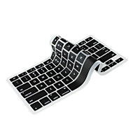 Universal Anti-Dust Keyboard Cover for Macbook 13.3-Inch Pro, 13.3-Inch Air and 15.4-Inch Pro (Black)
