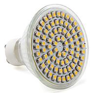 GU10 4 W 80 SMD 3528 250 LM Warm White MR16 Spot Lights AC 220-240 V