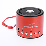 Mini Portable Speaker (Support TF Card and Music Player)