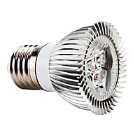 Spot Lampen MR16 E26/E27 3 W 270 LM K 3 High Power LED Rot AC 85-265 V