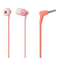 stereo oortelefoon voor de iphone, ipad, ipod en andere mobiele telefoon (assorti kleuren)