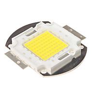DIY 70W 6000-7000LM 6000-6500K Natural Luz Blanca LED integrado del módulo (33-35V)
