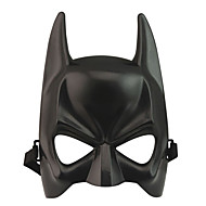 Cool Bat Shaped Black Costumes Mask