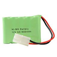 Double Layer Ni-MH AA bateria (12v, 1800 mAh)