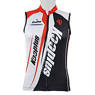 Kooplus Cycling Jersey / Cycling Vest Sleeveless 100% Polyester Cycling Vest