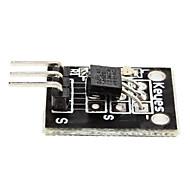 대한 DS18B20 디지털 온도 센서 모듈 (Arduino를위한)