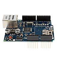 Placa Ethernet W5100 para Arduino