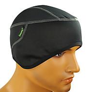 Επένδυση κράνους Καπέλο Κράνος Liner / Κράνος Cap Καπέλα Μάσκα Προσώπου Ποδήλατο Αναπνέει Διατηρείτε Ζεστό Αντιανεμικό Γιούνισεξ Μαύρο