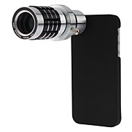 Metal Long Focal Lens 10X and above 33*x99 3 70 Lens with Case iPhone 5