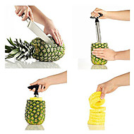 keuken roestvrij staal gemakkelijk ananas fruit corer snijmachine