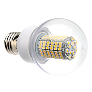 Ampoules Globe Blanc Chaud / Blanc Froid G60 E26/E27 8 W 138 SMD 3528 620 LM AC 100-240 V
