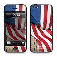 "Da koodi ™ Skin iPhone 4/4S: ""USA, United States of America"" (Flags-sarja)"