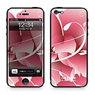 """Da le code ™ Peau pour l'iPhone 4/4S: """"Belle Pattern"""" (Abstrait Série)"""