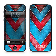 """Da Kode ™ Skin for iPhone-4/4S: """"Beautiful Pattern"""" (Abstract Series)"""